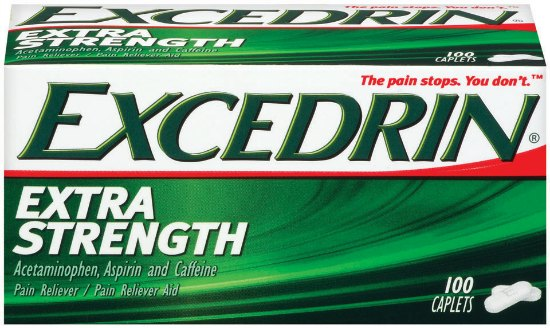 excedrin coupon