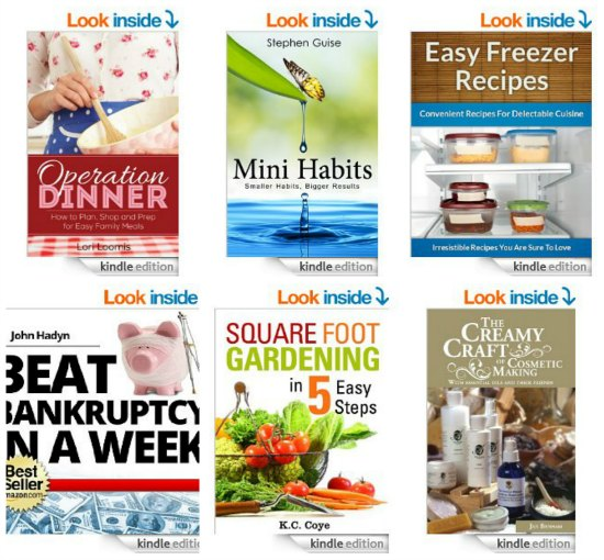 Free Kindle Books, Cottage Flowers, Coupons, $10 Bra's, Yoga Deals, Zaycon Bacon and Sausage