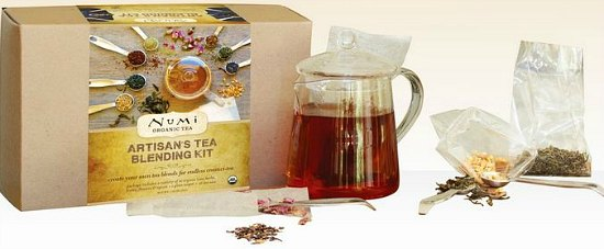 numi organic tea set