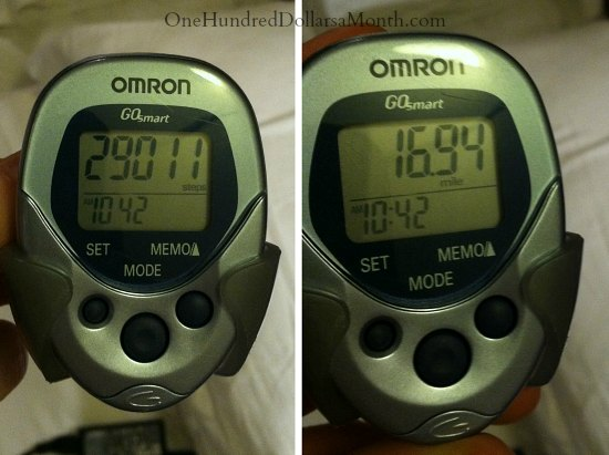 the best pedometers omron