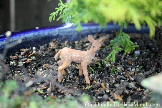 trinkets Miniature Garden