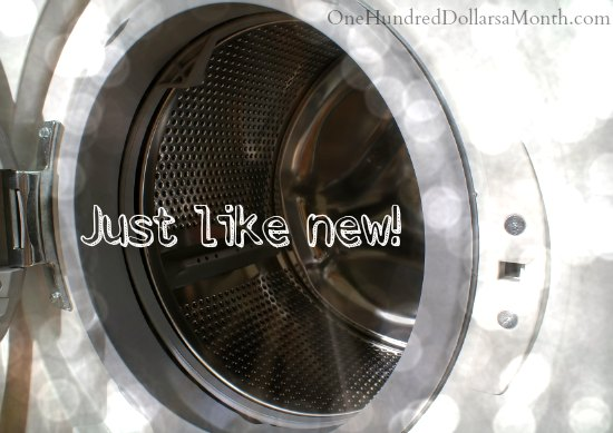 How to Clean a Front Load Washing Machine