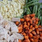 Turkey Casserole with Mashed Potato Topping