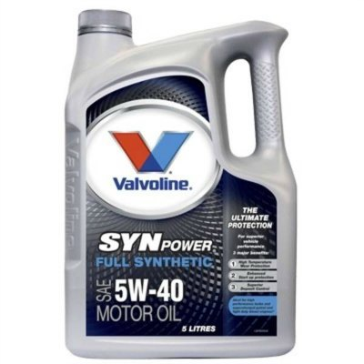 Valvoline SynPower Motor Oil coupon