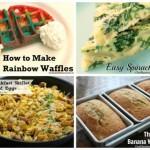 Weekly Meal Plan - Menu Plan Ideas breakfast