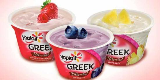 Yoplait Greek Blended yogurt coupon