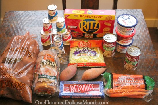 How to Feed Your Family for $100 a Month – Week 9 of 52