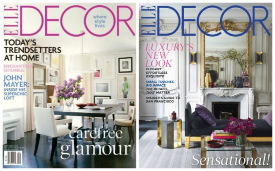 elle decor magazine home - Decor Magazine