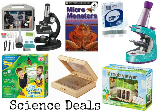 science deals