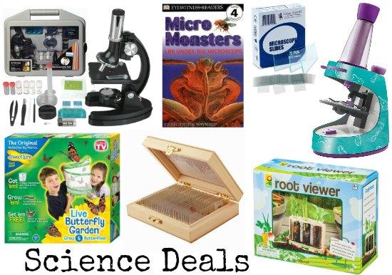 science deals