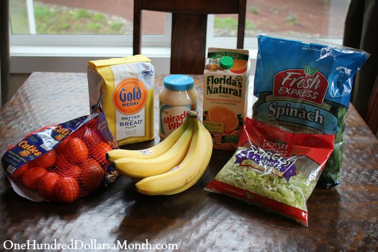 How to Feed Your Family for $100 a Month – Week 12 of 52