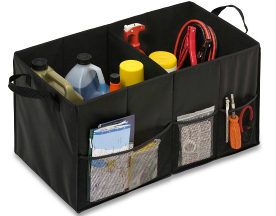 trunk organizer storage