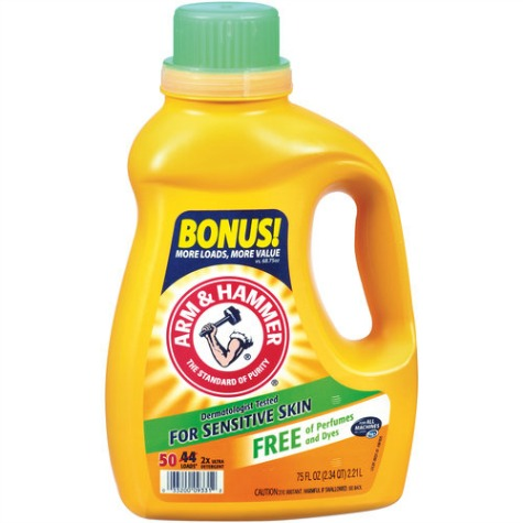 $2.00 off ARM & HAMMER™ Laundry Detergent coupon