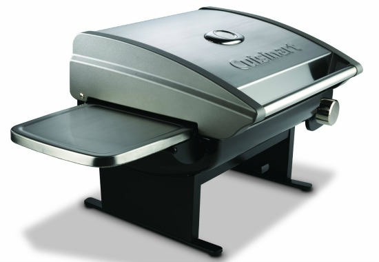 Cuisinart All-Foods 12,000-BTU Portable Outdoor Tabletop Propane Gas Grill
