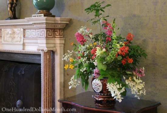 Filoli Gardens and Mansion Tour