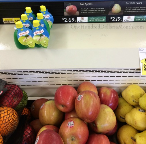 How Much Do Groceries Cost in Craig, Alaska fresh fruit