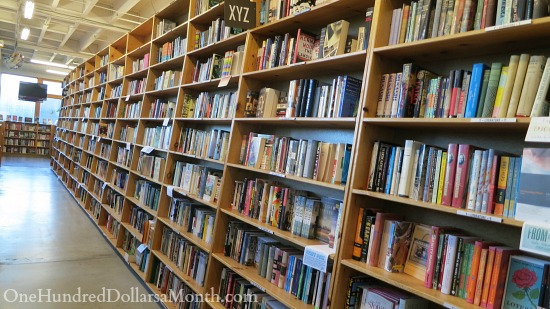 Powells Bookstore