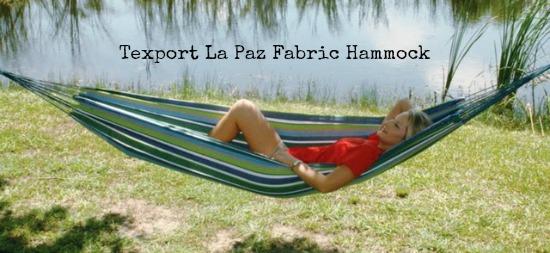 Texport La Paz Fabric Hammock