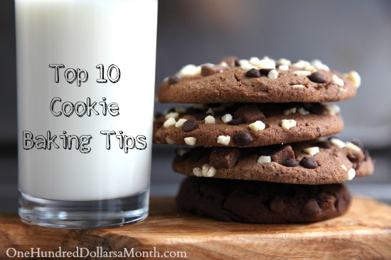 Top 10 Cookie Baking Tips from Mavis Butterfield