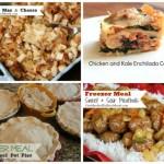 Weekly Meal Plan - Menu Plan Ideas main dish