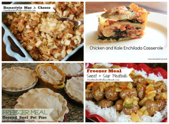 Weekly Meal Plan – Menu Plan Ideas Week 14 of 52