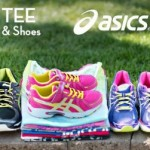 athletic shoes and clothing