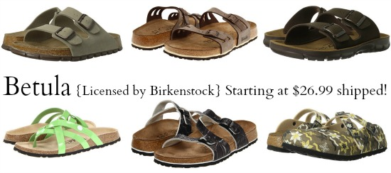 betula birkenstock shoes coupon