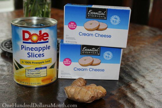 dole canned pineapple