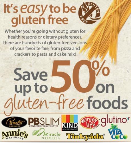 gluten free food