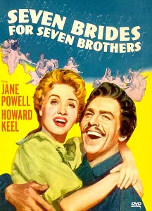 Friday Night at the Movies – Seven Brides for Seven Brothers
