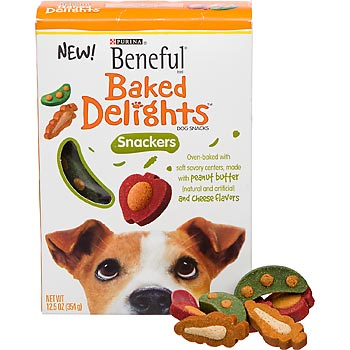 Beneful Baked Delights coupon