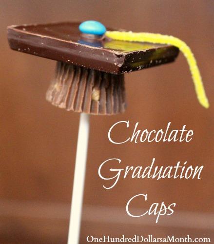 Graduation Dessert Ideas – Graduation Caps