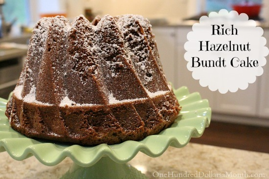 Giveaway: Enter to Win a $50 Safeway Gift Card + A Delicious Bonus Bundt Cake Recipe