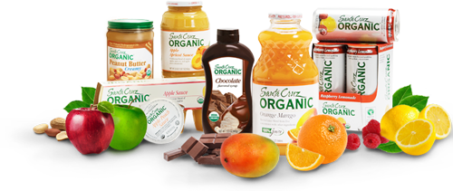 Santa Cruz Organic product coupon
