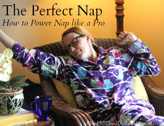 The Perfect Nap: How to Power Nap Like a Pro
