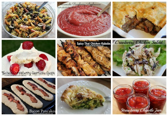 Weekly Meal Plan – Menu Plan Ideas Week 17 of 52