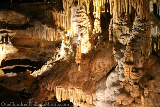 caverns luray virginia