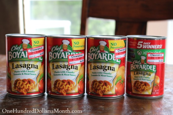 How I Feed My Family for $100 a Month – Week 21 of 52