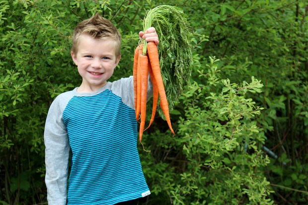 An Easy Way to Get Kids to Eat Veggies