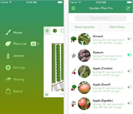 8 garden apps for iphone ipad and android one hundred dollars a month
