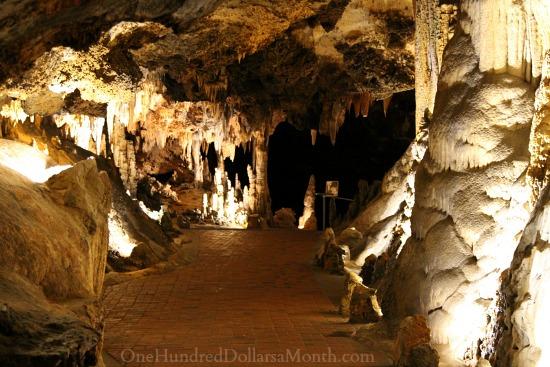 luray caverns photos