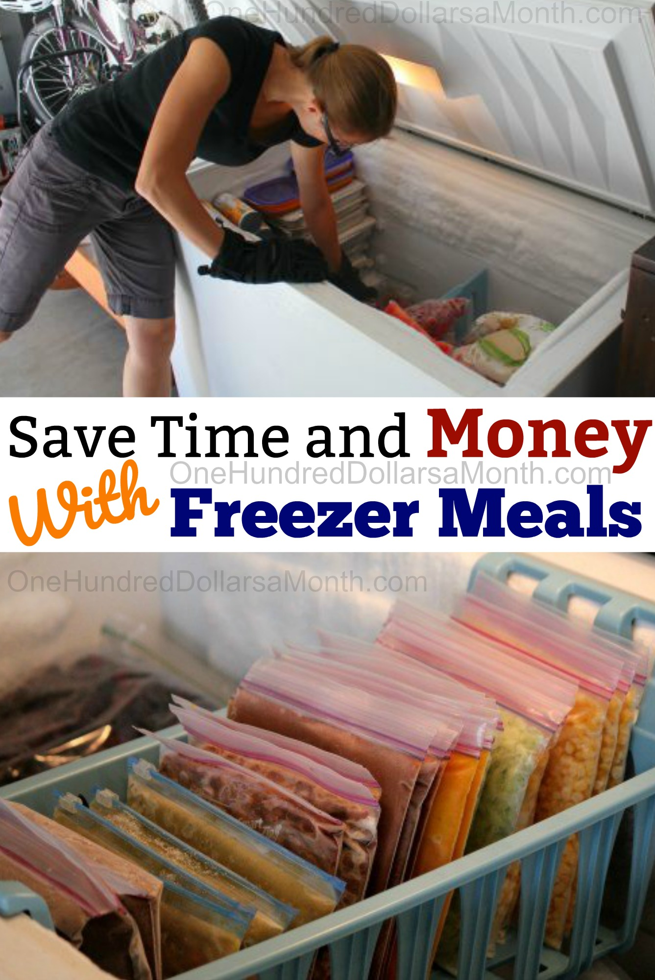My Favorite Freezer Meal Tips for Beginners