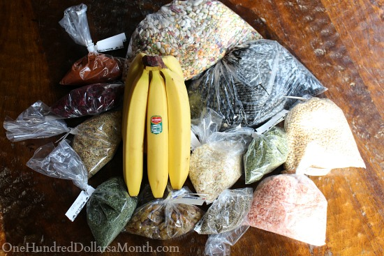 How to Feed Your Family for $100 a Month – Week 20 of 52