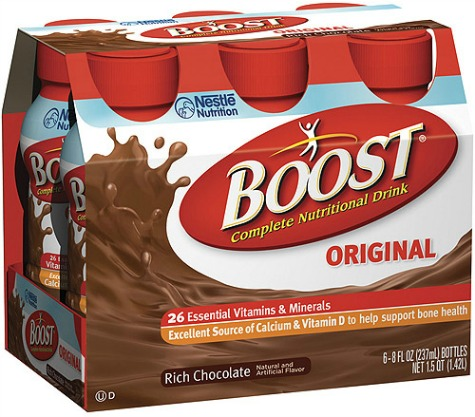 BOOST Nutritional Drink coupon