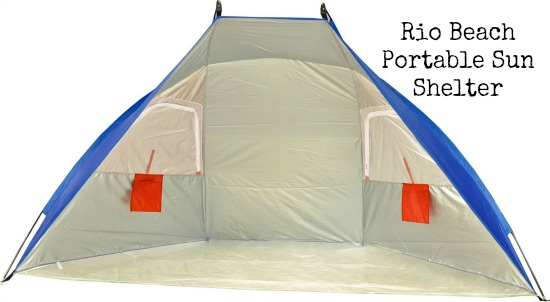 Rio Beach Portable Sun Shelter