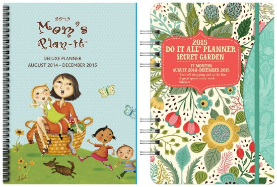 agust 2014 planners
