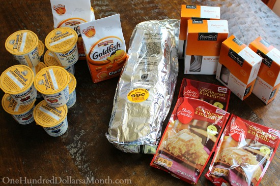 How I Feed My Family for $100 a Month – Week 29 of 52