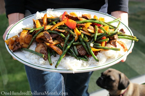 My Favorite Mongolian Beef Stir Fry Recipe