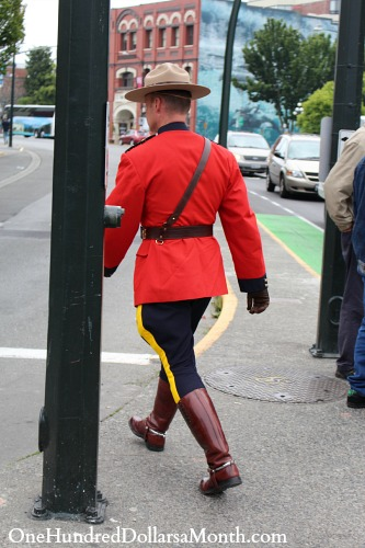 canadian mounted police