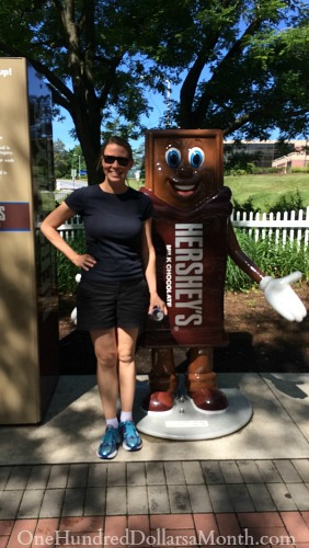 giant hershey bar